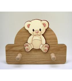 Coat Hanger Teddy