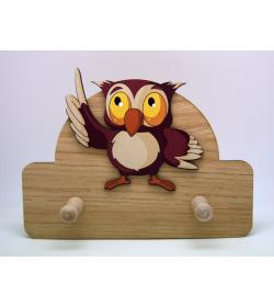 Coat Hanger Owl
