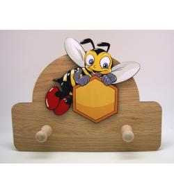 Coat Hanger Bee
