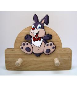 Coat Hanger Rabbit