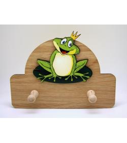 Coat Hanger Frog
