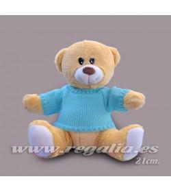 TEDDY BLUE 21cm