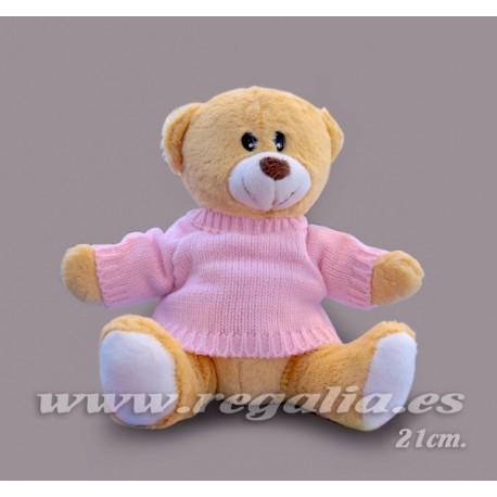 TEDDY PINK 21cm